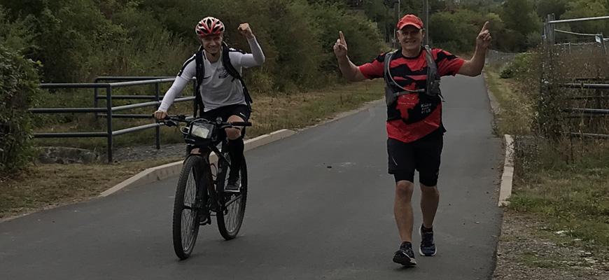 620 Kilometer für Kids