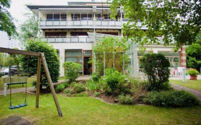 Ein Zuhause auf Zeit – Leben im Familienzentrum