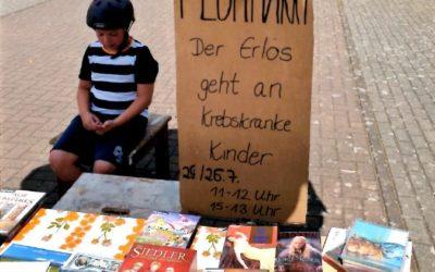 Hofflohmarkt bringt 400 Euro
