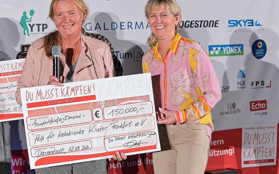 DMK spendet 150.000€