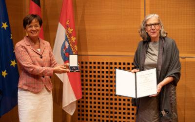 Bundesverdienstkreuz Monika Ceglarz