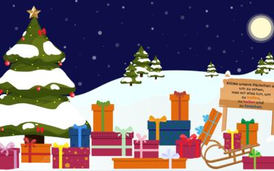 Ho ho ho, die Weihnachtszeit ist da!
