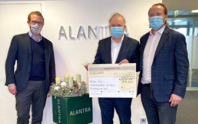 Alantra Spende über 5.000€